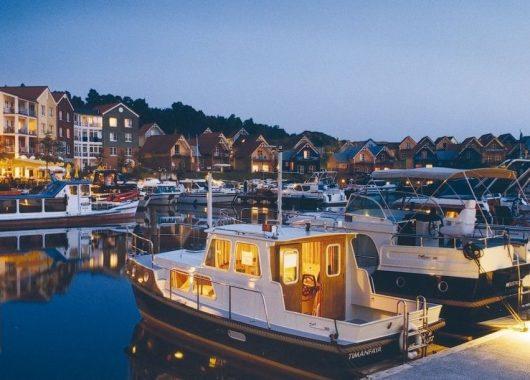 3 Tage Mecklenburgische Seenplatte im 4* Hotel mit Halbpension und 1000m² Therme ab 119€