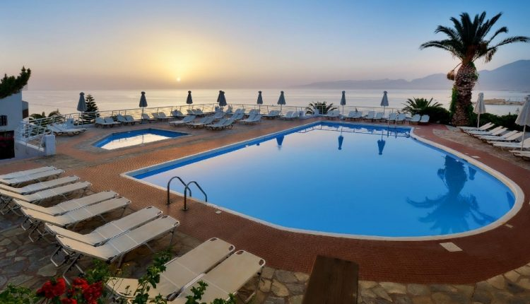 Early Bird: Eine Woche Kreta im 4* Hotel mit All Inclusive & Flug ab 336€