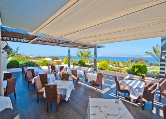Frühbucher: Eine Woche Kos im 4* Hotel mit All In, Flug, Rail&Fly und Transfer ab 433€