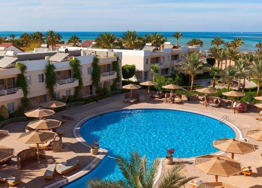 1 Woche Hurghada im 4* Hotel mit All In, Flug und Transfer ab 322€