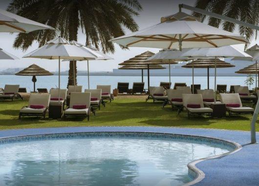 6 Tage in Abu Dhabi im 4* Hotel inkl. Frühstück, Flug und Transfer ab 588€