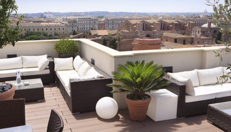 4 tage rom in spitzen 4 hotel inkl fr hst ck und flug ab 260. Black Bedroom Furniture Sets. Home Design Ideas