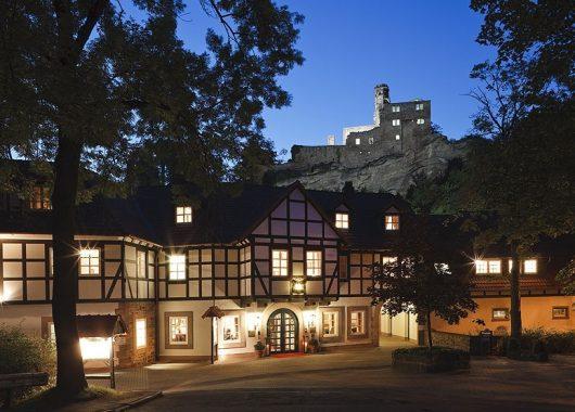 3 Tage im 5* Relais & Châteaux Burghotel Hardenberg inkl. Frühstück, Dinner und Spa ab 169€