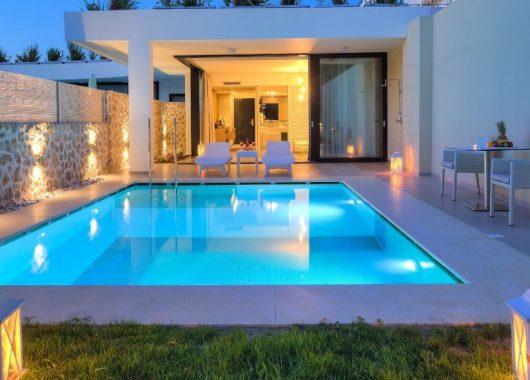 Luxus auf Kos: 1 Woche im 5* Hotel mit All In, Flug, Rail&Fly und Transfer ab 533€