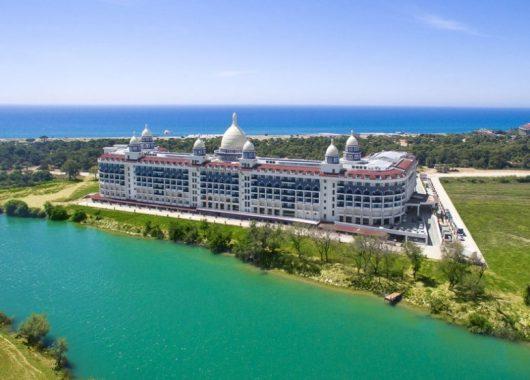 1 Woche Side im 5* Hotel mit All Inclusive, Flug, Rail&Fly und Transfer ab 253€