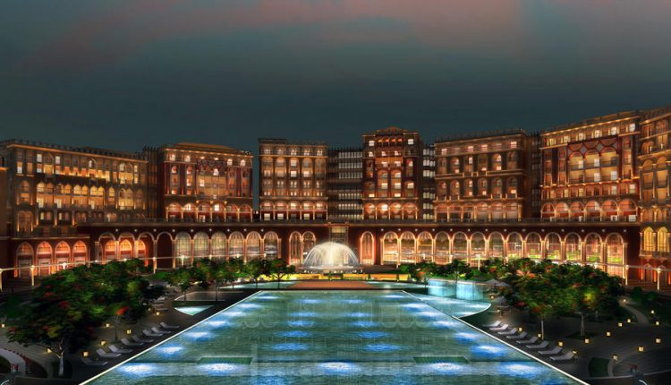 Luxus pur in Abu Dhabi: 1 Woche im 5* Ritz Carlton Hotel mit Flug, Transfers und Halbpension ab 906€