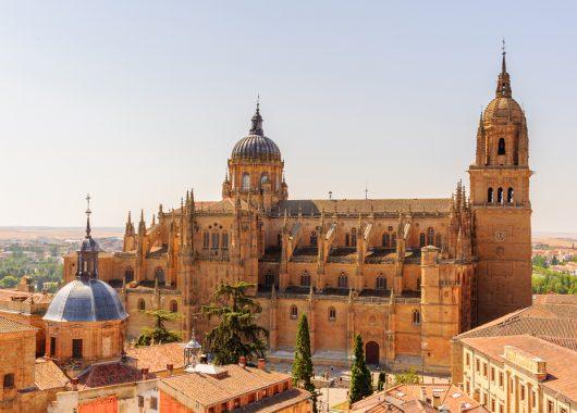 3 Tage Salamanca im 4* Hotel inkl. Frühstück schon ab 50€