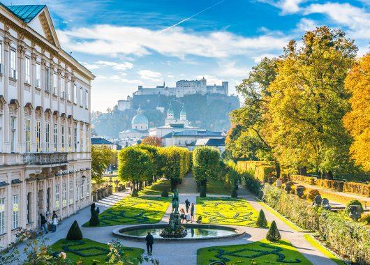3 Tage im schönen Salzburg zu zweit: 4* Hotel inkl. Frühstück ab 66€