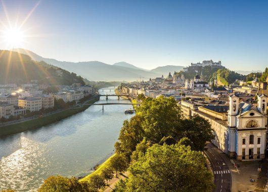 Wellness im Salzburger Land: 2 Nächte im 4* Hotel inkl. Frühstück und Dinner ab 99€