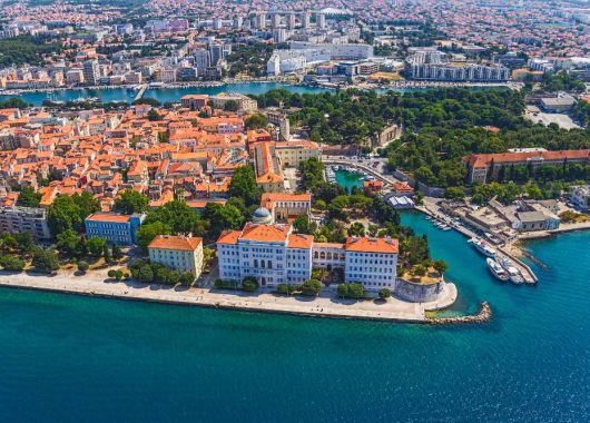 4 Tage Zadar im 4* Hotel inkl. Flug und Frühstück ab 120€