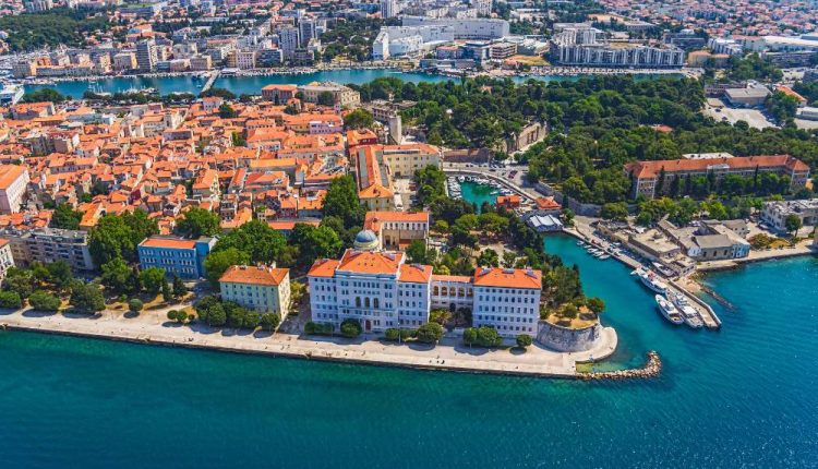 Individuell nach Kroatien: 4 Tage Zadar im guten 3* Hotel inkl. Flug und Frühstück ab 145€