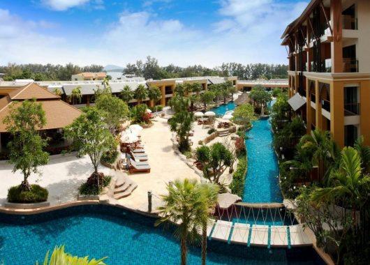 Lastminute: 2 Wochen Phuket im 4* Hotel mit Frühstück, Flug und Transfer ab 784€