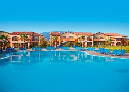 1 Woche Kos im 4* Hotel mit All Inclusive, Flug, Rail&Fly und Transfer ab 320€