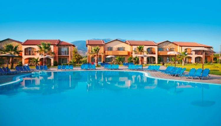 Eine Woche Kos im 4* Hotel mit All Inclusive, Flug und Transfer ab 384€