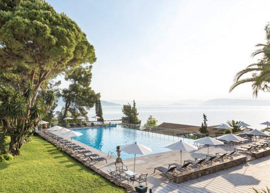 5 Tage Korfu im Mai: 5* Hotel inkl. Frühstück, Flug und Transfer ab 407€