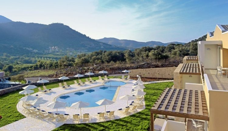 1 Woche Kreta im 5* Hotel inkl. HP, Flug, Rail&Fly und Transfer ab 428€