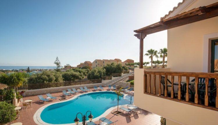 Eine Woche Kreta im 3* Apartment mit Flug und Transfer ab 339€