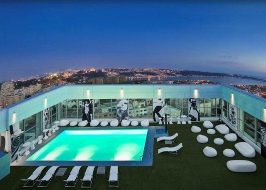 Lastminute-Luxus: 3 Tage Porto im 5* Hotel inkl. Frühstück & Flug ab 188€