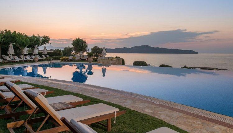 1 Woche Kreta im Mai: 4,5* Hotel inkl. Halbpension und Flug ab 416€