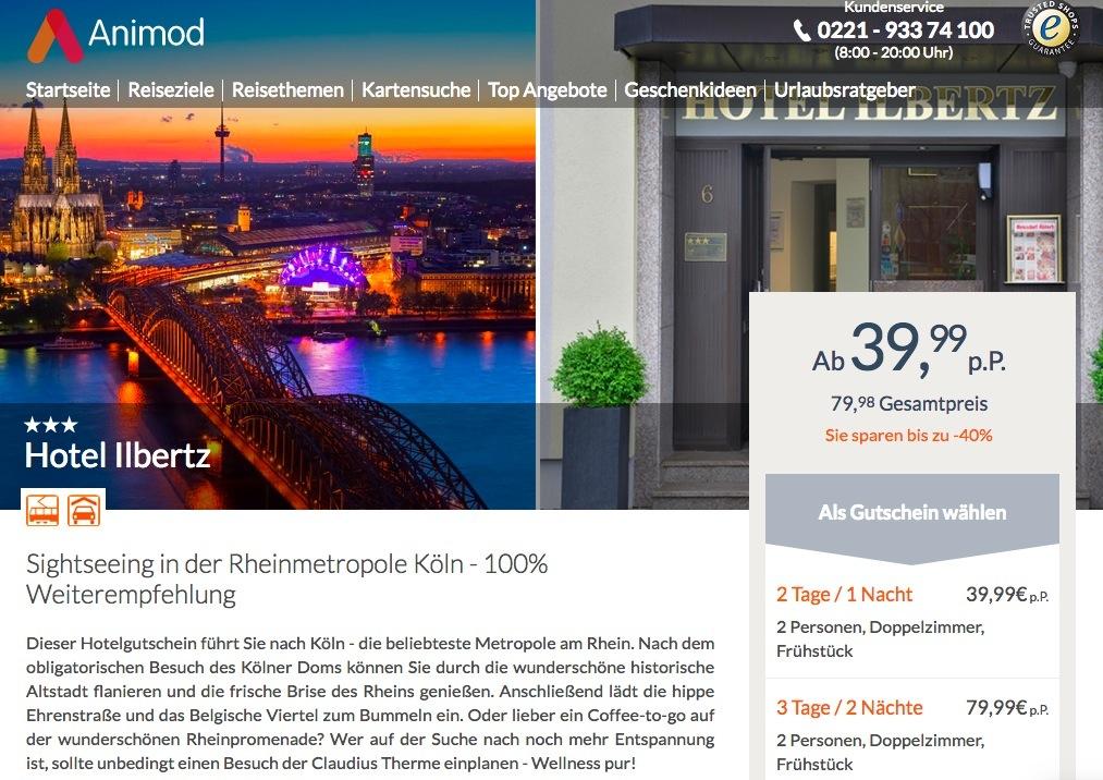 Hotel Berlin Garni Heide