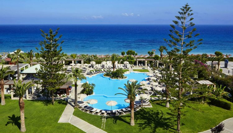 1 Woche Luxusurlaub Im 5 Sheraton Hotel Rhodos Inkl Flug Transfer