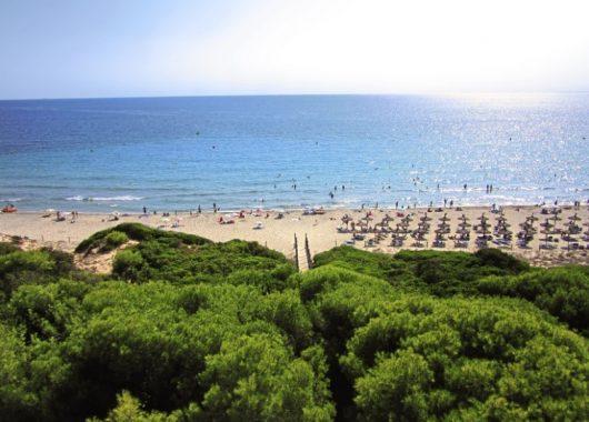 Eine Woche Menorca im 4* Hotel inkl. HP, Flug, Rail&Fly und Transfer ab 488€