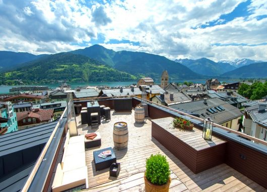 Zell am See: 3 – 8 Tage im 4* Hotel inkl. Halbpension und Spa ab 169€