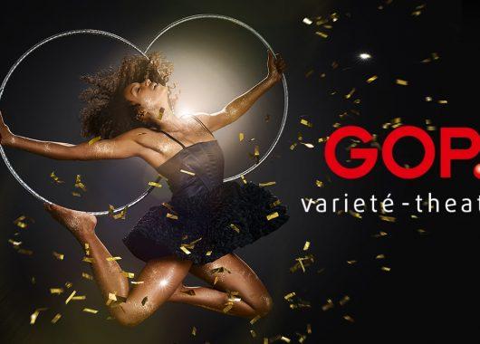 Gewinnspiel: 14 Tickets (2 Personen) für das GOP Varieté-Theater