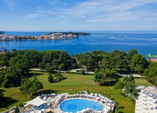 1 Woche Istrien im 4* Hotel inkl. HP, Flug und Transfer ab 418€