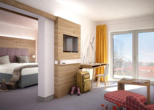 3 Tage im neuen 4* Hotel in Bad Griesbach inkl. Frühstück, Dinner & Spa ab 89€