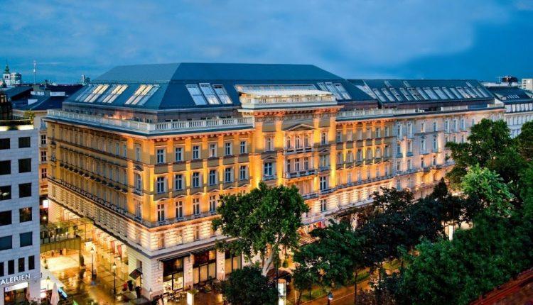 Luxus-Deal: 3 Tage im 5* Grand Hotel Wien inkl. Frühstück und Spa ab 235€