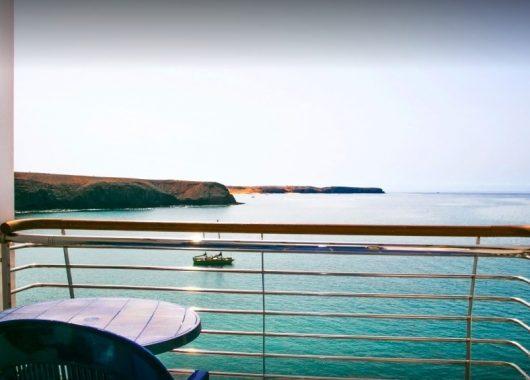 5 Tage Lanzarote im 4* Hotel inkl. HP, Flug, Rail&Fly und Tranasfer ab 489€