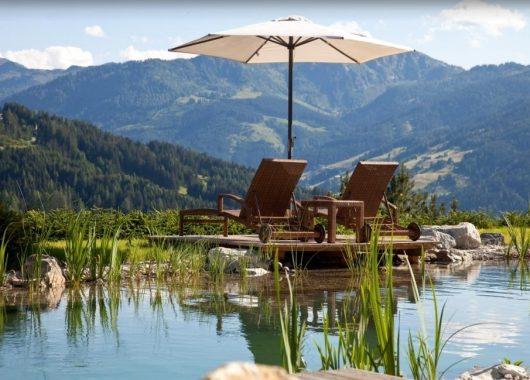 Wellness in Österreich: 3 – 8 Tage im 4* Hotel inkl. Verwöhnpension und Massage ab 199€