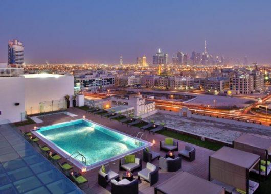 Lastminute: Eine Woche Dubai im 5* Hotel inkl. Frühstück, Flug, Rail&Fly und Transfer ab 553€