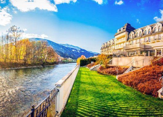 3 Tage im 5* Grandhotel Lienz inkl. Frühstück, 4-Gänge-Menü und Wellness ab 234€