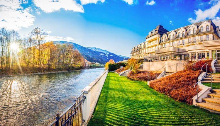 3-8 Tage im top 5* Grandhotel Lienz inkl. Frühstück, 4-Gänge-Menü und Wellness ab 199€