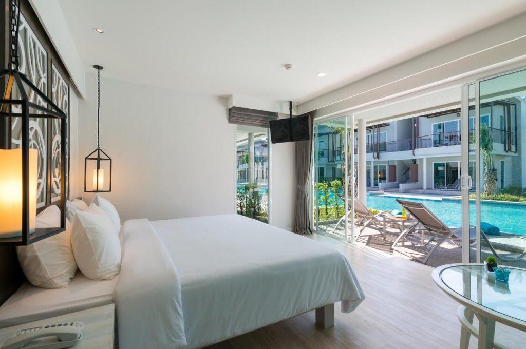 10 tage khao lak schickes 4 designhotel flug transfer for Schickes hotel