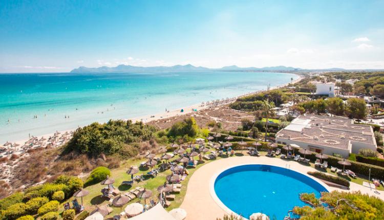 TUI-Coupon: 1 Woche Mallorca im 4* Apartment inkl. Frühstück, Flug, Rail&Fly und Transfer ab 288€