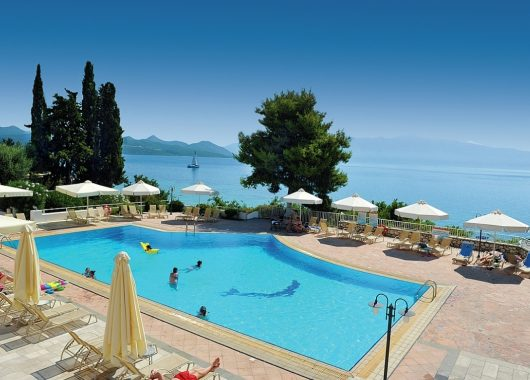 Eine Woche Lefkada im 4* Hotel inkl. Frühstück, Flug und Transfer ab 327€
