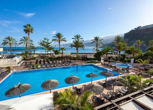 Eine Woche Teneriffa im 4* Hotel inkl. HP und Flug ab 604€