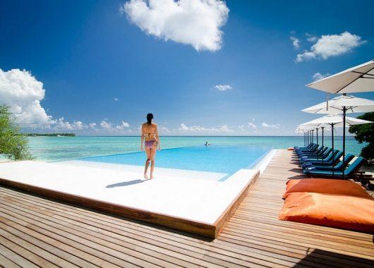 9 Tage Malediven im 4* Award-Hotel inkl. Vollpension, Flug, Rail&Fly und Transfer ab 1400€