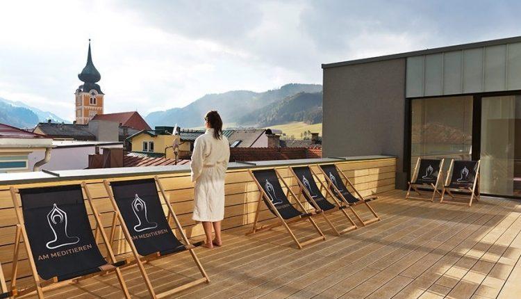 3 Tage Wellness in der Steiermark: 4* Hotel inkl. Frühstück, Spa & Yoga ab 129€