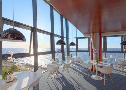 3 Tage an der polnischen Ostseeküste: 5* Hotel inkl. Halbpension & Spa ab 119€