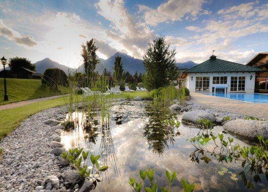 Erholung in den Kitzbüheler Alpen: 3 Tage im 4* Hotel inkl. Verwöhnpension & Spa ab 125€