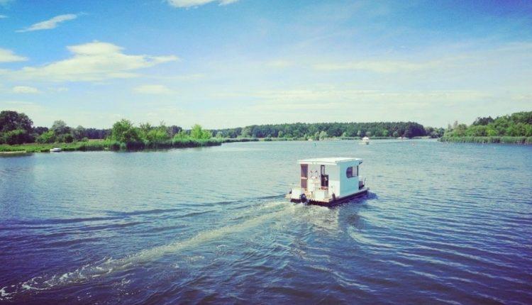 3 Tage im Cosy Hausboot in Schwerin für 299€ zu viert