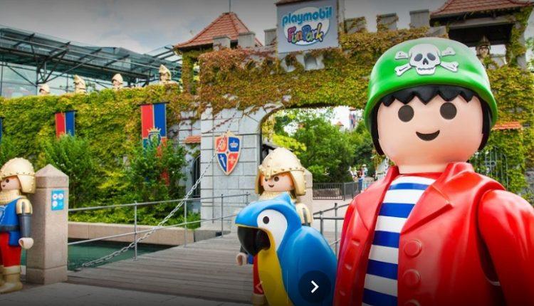 3 Tage Fürth/Nürnberg im 4* Hotel inkl. Eintritt zum Playmobil FunPark und Frühstück ab 109€