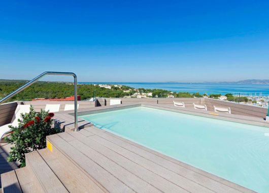 Eine Woche Mallorca im 3* Hotel inkl. HP, Flug, Rail&Fly und Transfer ab 340€