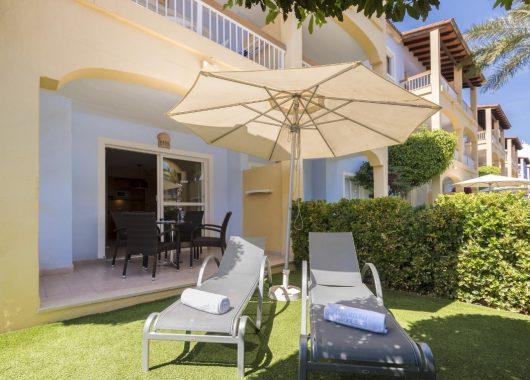 Eine Woche Alcudia im 3* Apartment inkl. Flug, Rail&Fly und Transfer ab 272€