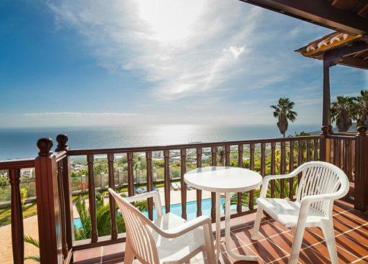 2 Wochen La Palma im 3* Apartment inkl. Meerblick, Flug & Transfer ab 372€