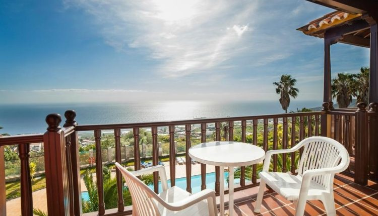 2 Wochen La Palma im 3* Apartment inkl. Meerblick, Flug & Transfer ab 372€
